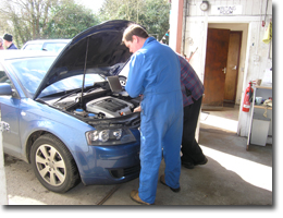 Car Servicing,Winterslow,Firsdown,Romsey.